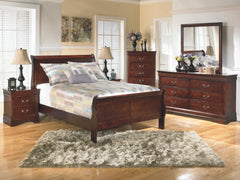 Alisdair Full Sleigh Bed by Signature Design by Ashley