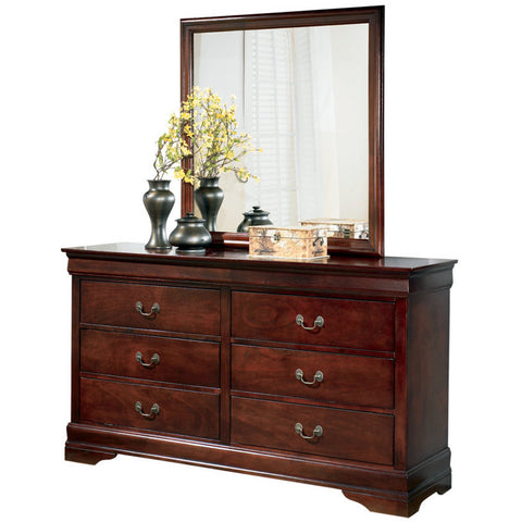 Alisdair Dresser and Mirror by Signature Design by Ashley