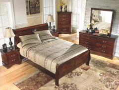 Alisdair Queen Sleigh Bed by Signature Design by Ashley