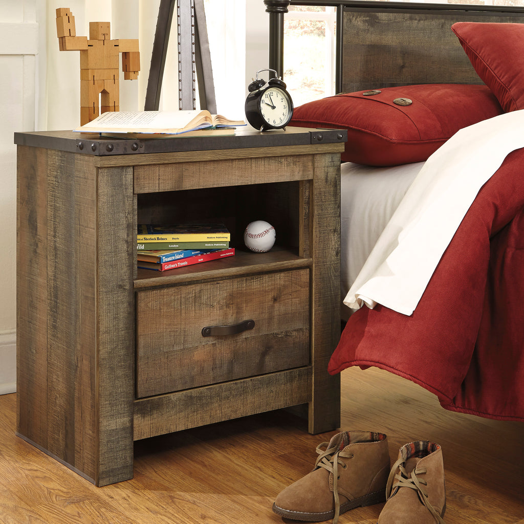 Trinell Nightstand by Signature Design by Ashley