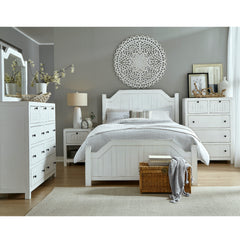 Elmhurst Dresser and Mirror by Progressive Furniture