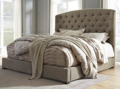 Gerlane Upholstered Queen Bed by Signature Design by Ashley