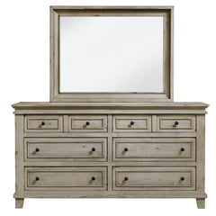 Harcourt Dresser and Mirror by Progressive Furniture