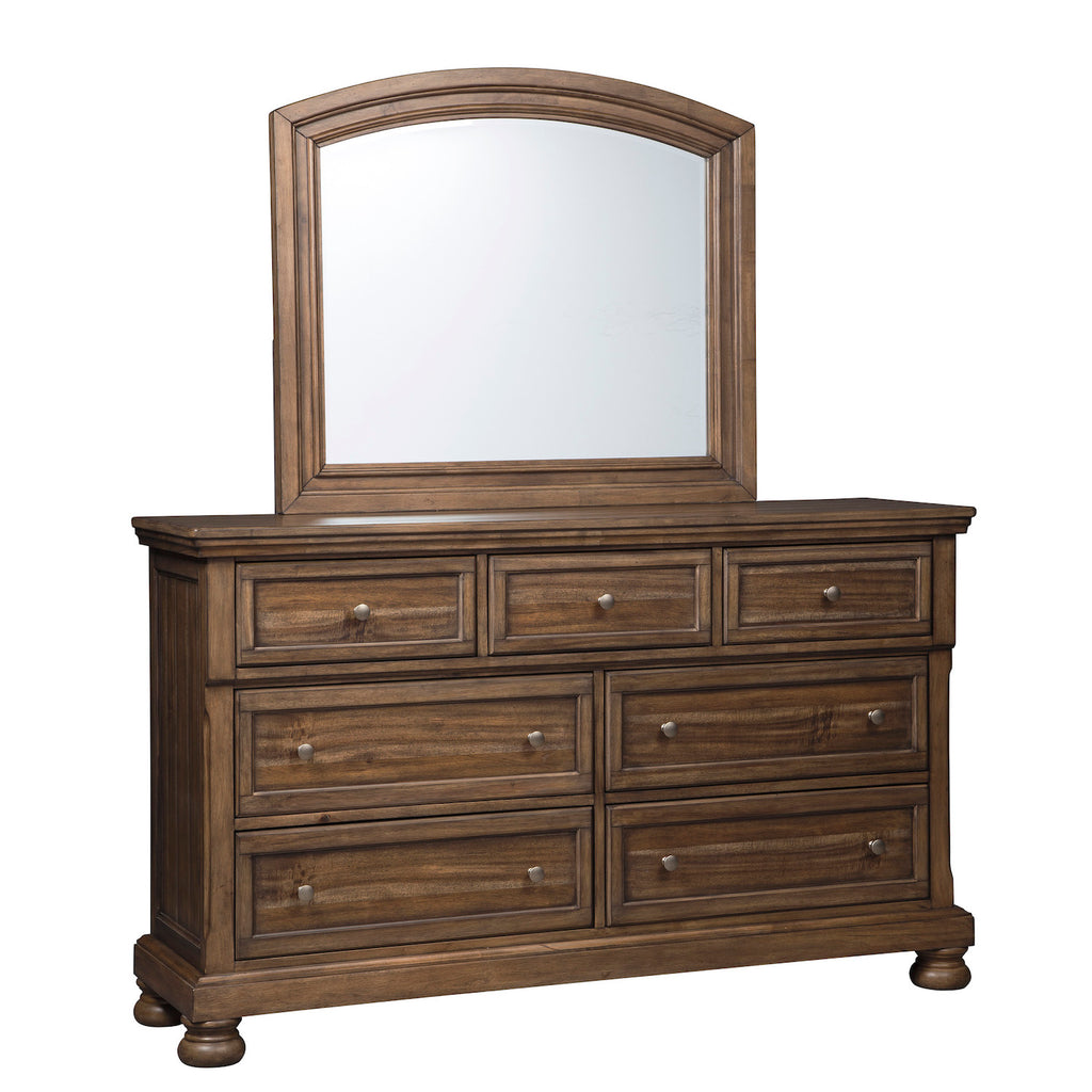 Flynnter Dresser and Mirror by Signature Design by Ashley