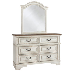 Realyn Youth Dresser and Mirror by Signature Design by Ashley