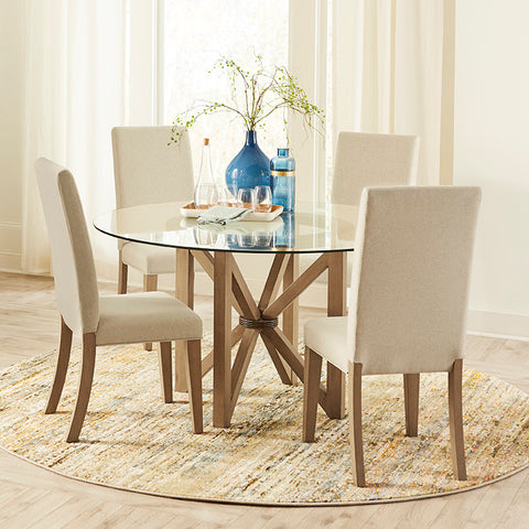 Serenity 5-Piece Dinette by Progressive Furniture