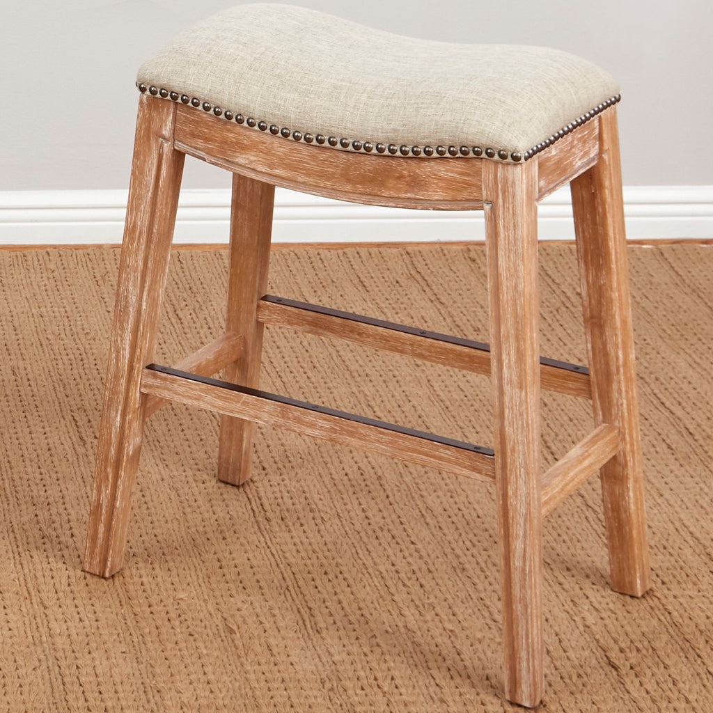 24'' Backless Counter Stool by Elements