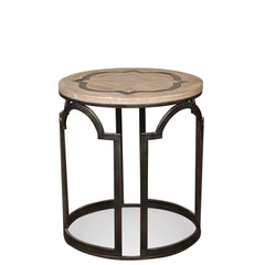 Estelle Round Side Table by Riverside Furniture