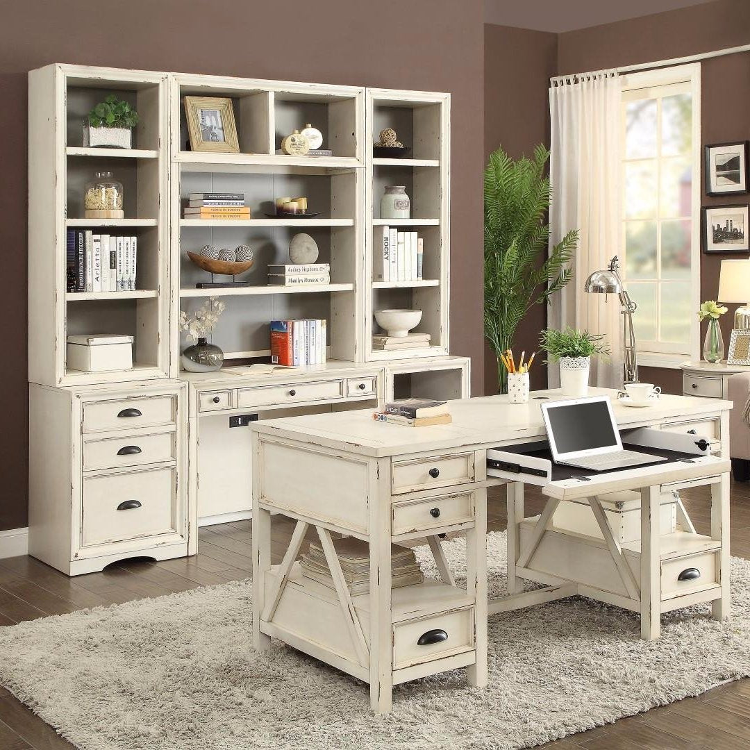 Captivating Nantucket Writing Desk By Parker House
