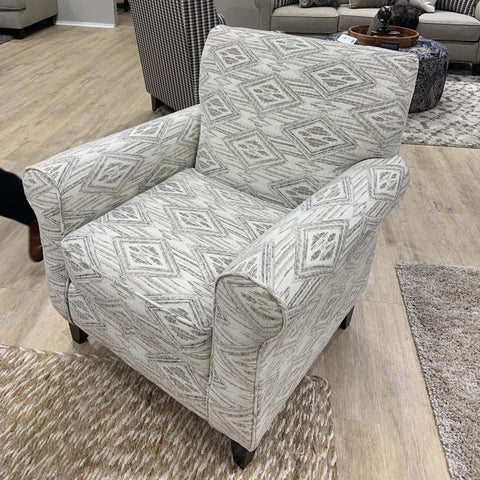 Western Front Blanco Accent Chair by Fusion Furniture Inc