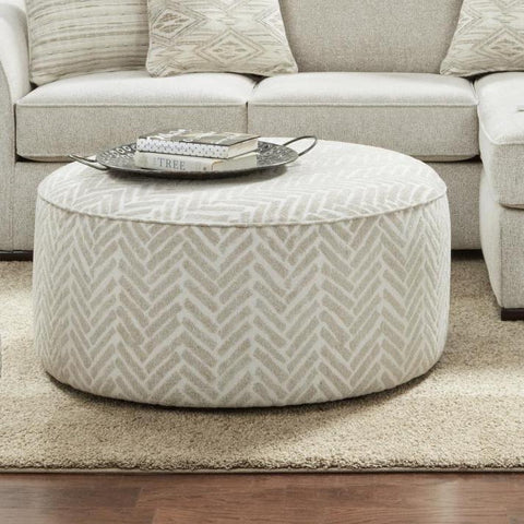 Passageway Cocktail Ottoman by Fusion Furniture Inc