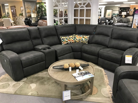 6 Piece Sectional Group by Flexsteel