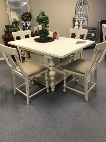 7 Piece Dinette Group by Universal