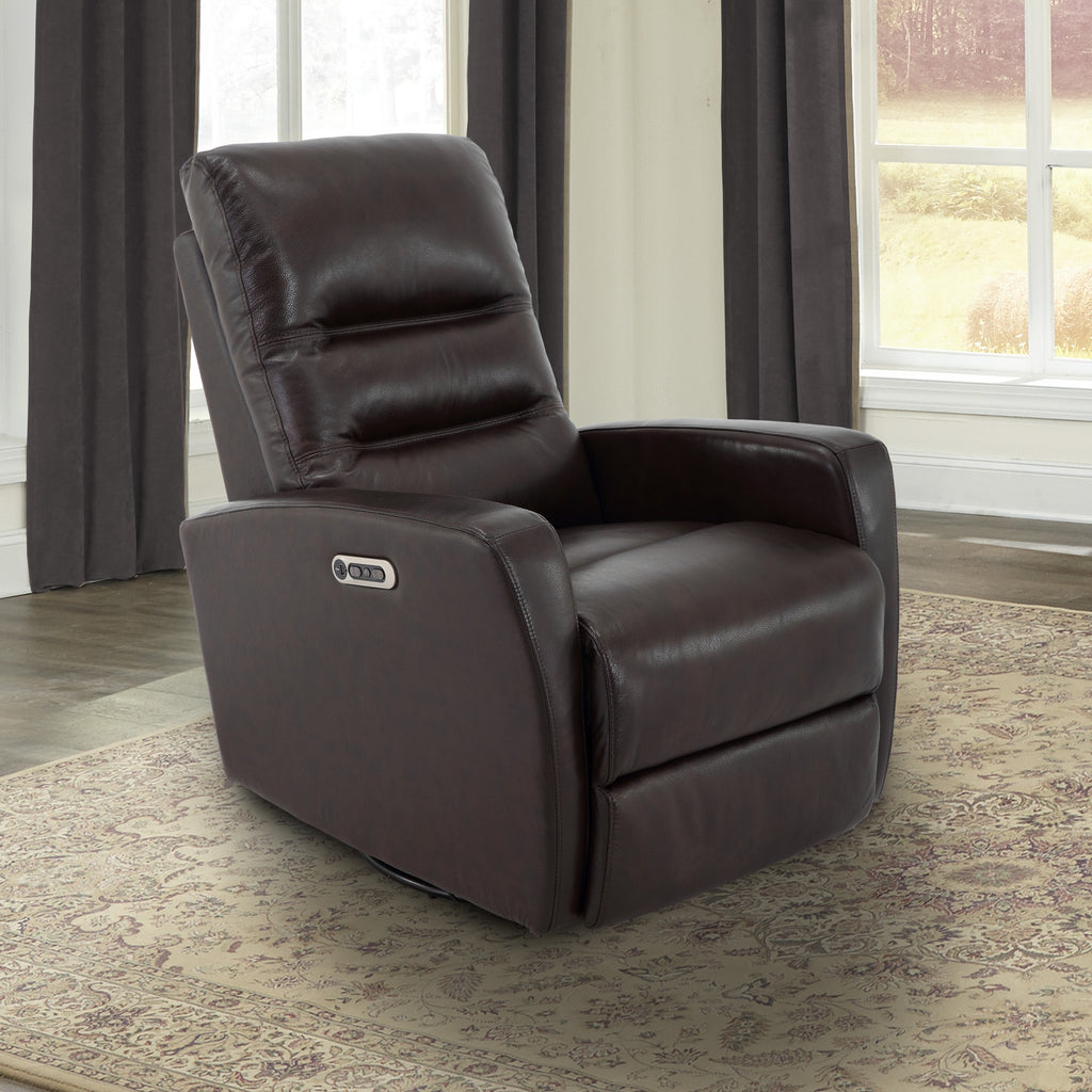 Ringo Power Swivel Glider Recliner by Parker House