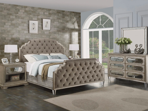 Vogue 5-Piece Bedroom Set