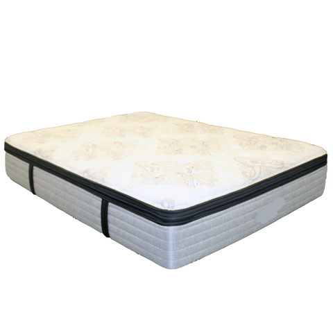 Nature's Cloud PT Twin Mattress And Foundation