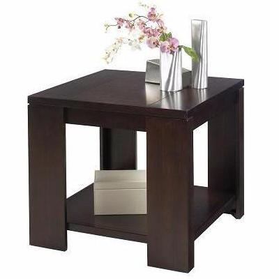 Waverly Square Lamp Table by Progressive