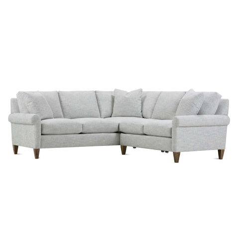 Landry 2-Piece Sectional by Rowe