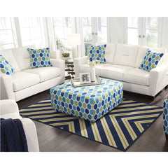 "Metrie 7'10"" x 10'10"" Outdoor Rug by Signature Design by Ashley"
