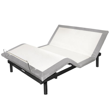 Full Adjustable Bed, with Light and Massage by W. Silver Products