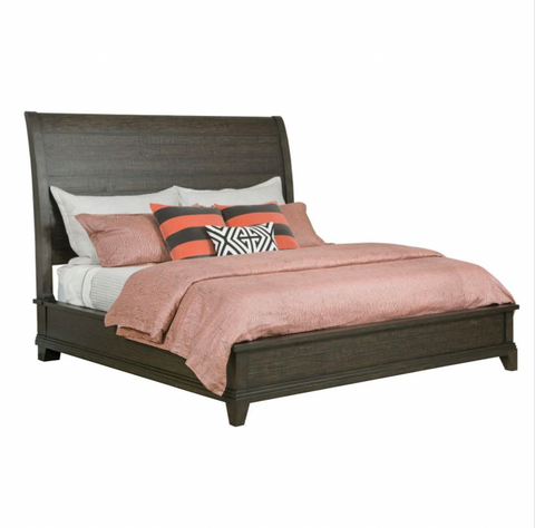 Eastburn Sleigh Queen Bed Set by Kincaid