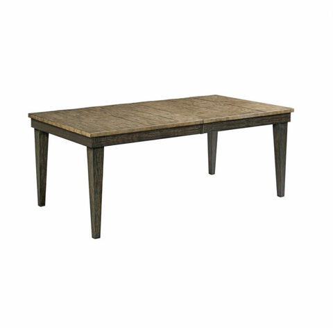 Rankin Rectangular Leg Table by Kincaid