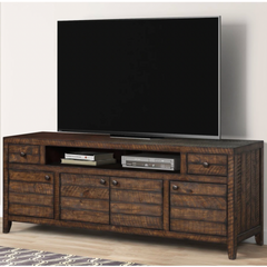 "Tempe TV Console Tobacco 76"" by Parker House"