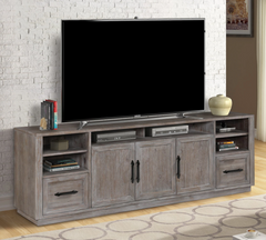 "Vector TV Console Fieldstone 89"" by Parker House"