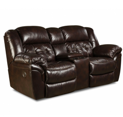 Cheyenne Reclining Loveseat by HomeStretch
