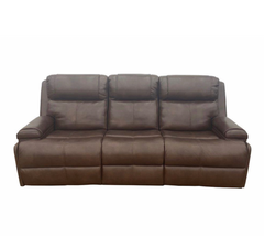 Teton Sofa Triple Power by Hi-Rock Home