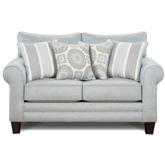 1141 Grande Mist Loveseat by Fusion Furniture Inc