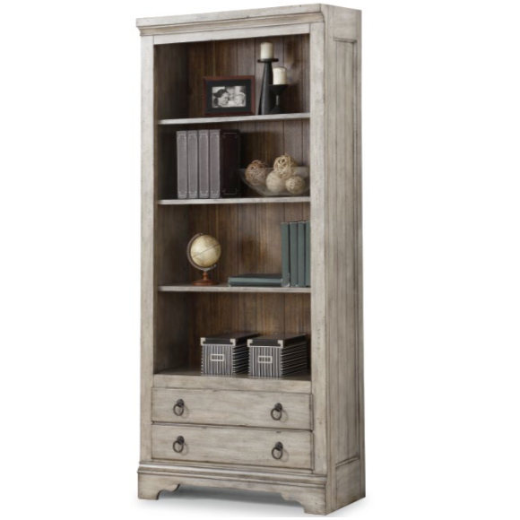 Plymouth File Bookcase by Flexsteel