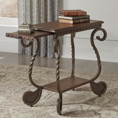 Rafferty Chair Side Table by Signature Design by Ashley