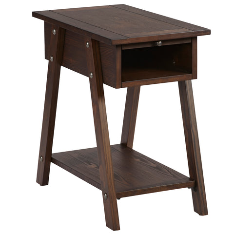 Chairside Table by Progressive Furniture