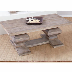 Willow Creek Rectangular Cocktail Table by Elements