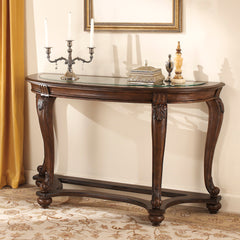 Norcastle Sofa Table by Signature Design by Ashley