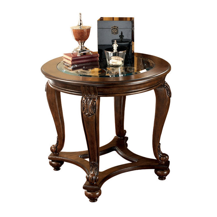 Norcastle End Table by Signature Design by Ashley