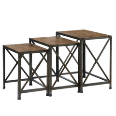 Vennilux 3-Piece Nesting Table Set by Signature Design by Ashley