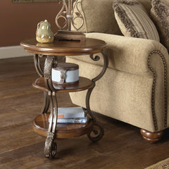 Nestor Chairside End Table by Signature Design by Ashley