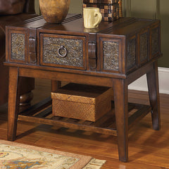 McKenna Rectangular End Table by Signature Design by Ashley