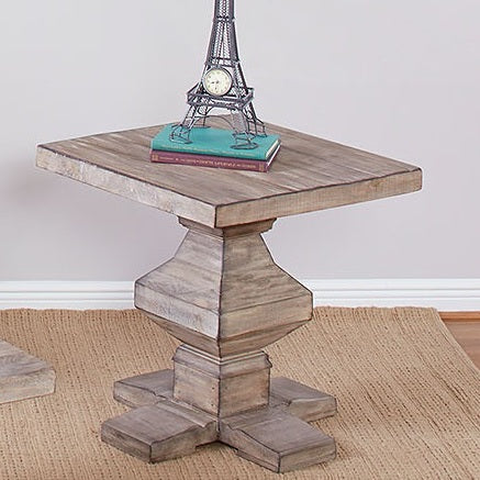 Willow Creek Square End Table by Elements