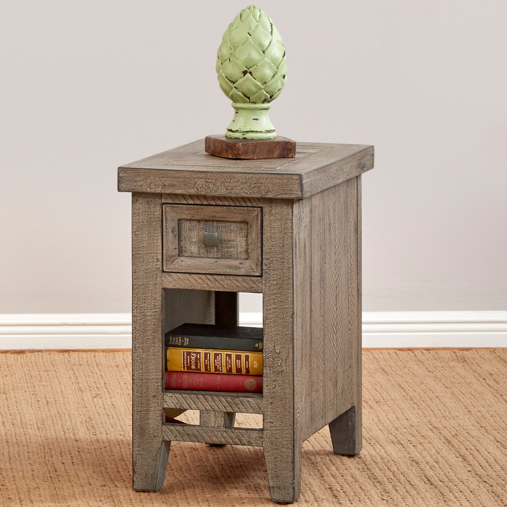 Willow Creek Chairside Table by Elements