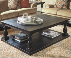 Mallacar Coffee Table by Signature Design by Ashley