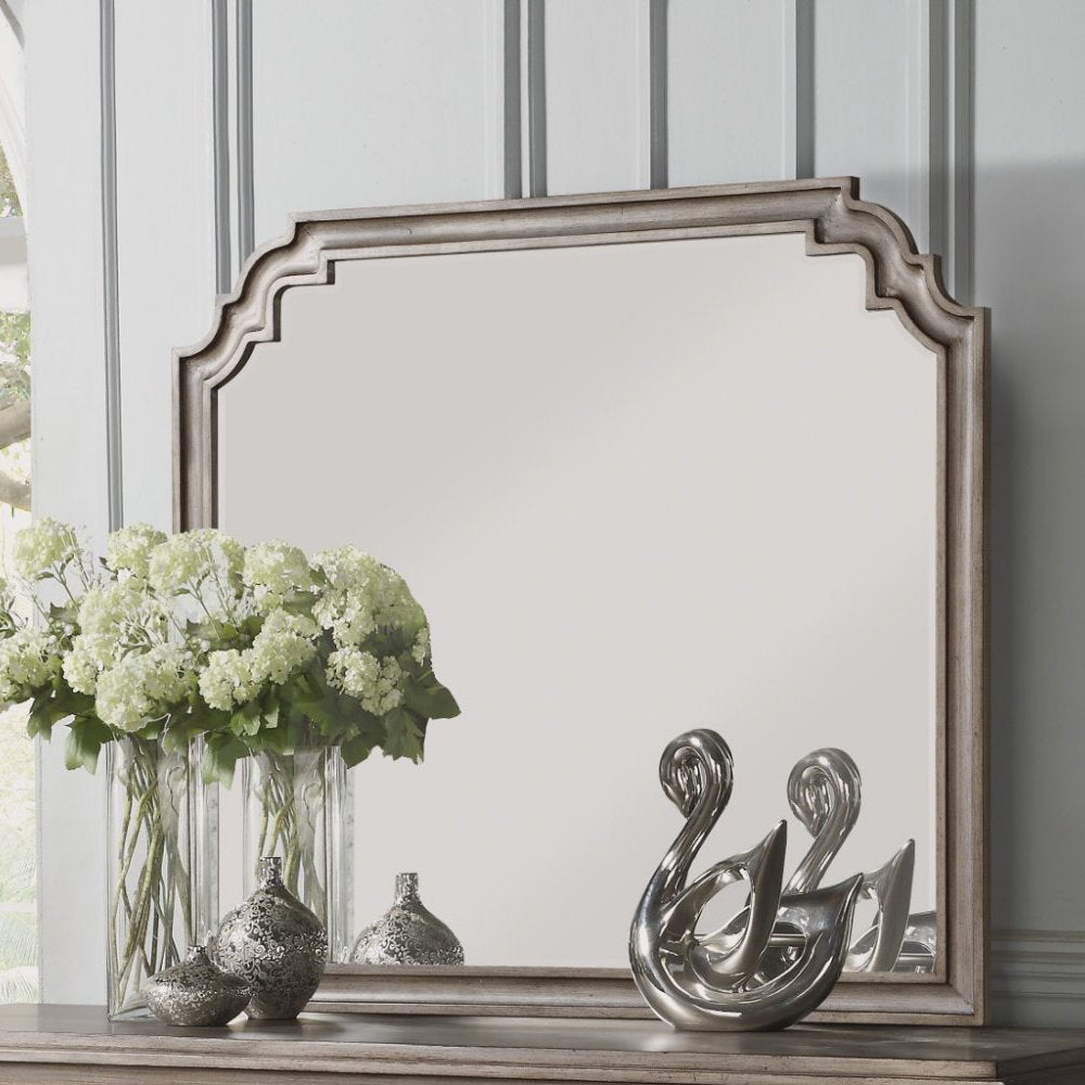 Vogue Dresser Mirror by Flexsteel