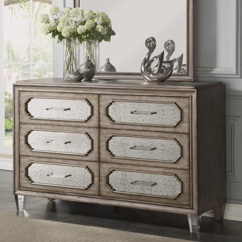 Vogue Drawer Dresser by Flexsteel