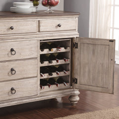 Plymouth Buffet by Flexsteel