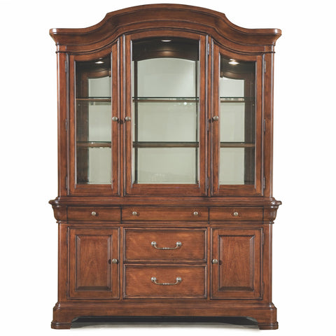 Evolution China Cabinet & Hutch by Legacy Classic