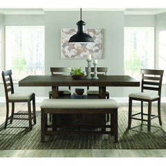 Colorado Counter 6-Piece Dinette by Elements