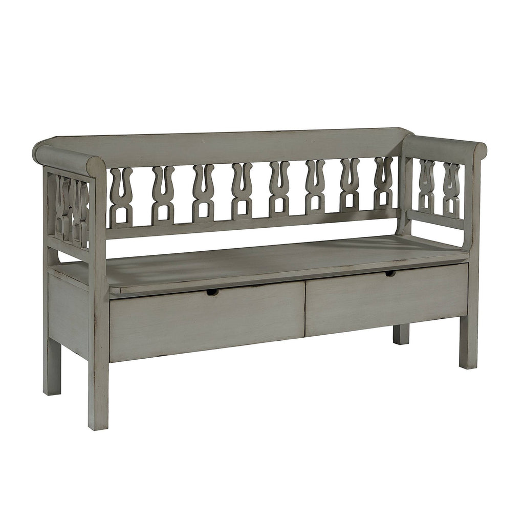 Hall Storage Bench by Magnolia Home