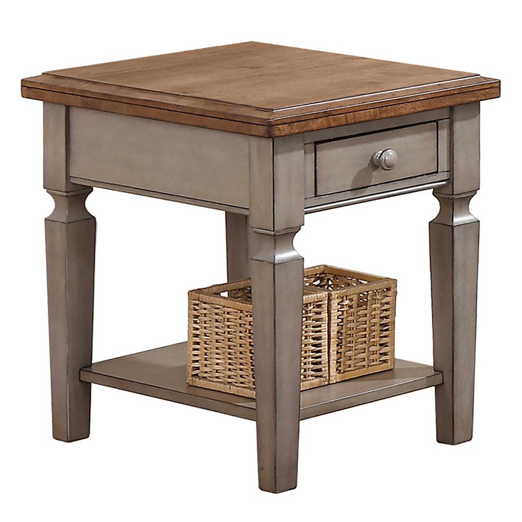 Barnwell End Table Table by Winners Only